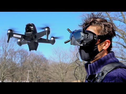Hands-on: DJI's FPV is so immersive you'll feel like you're flying at nearly 90mph - UCOmcA3f_RrH6b9NmcNa4tdg