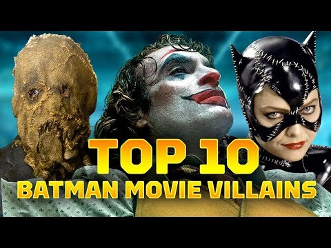 Ranking the Batman Movie Villains - UCKy1dAqELo0zrOtPkf0eTMw