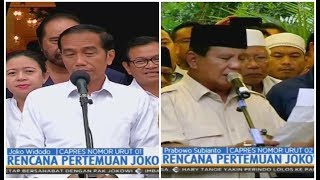 Ingin Bertemu Prabowo Subianto, Jokowi  akan Kirim Utusan - SIP 19/04