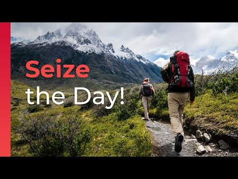 7 Simple Steps to Seize the Day!  Brian Tracy