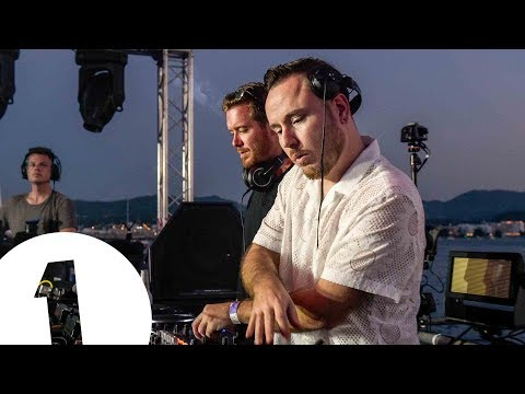 Duke Dumont & Gorgon City live at Café Mambo for Radio 1 in Ibiza 2017 - UC-FQUIVQ-bZiefzBiQAa8Fw