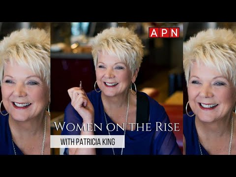 Patricia King: At His Feet with Tosha Hale  Awakening Podcast Network