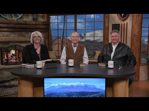 Charis Daily Live Bible Study: Faith - Mark Hankins - March 30, 2021