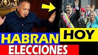 🇻🇪 Ultima Hora Venezuela ➡️ HABRÁN ELECCIONES en Venezuela Noticias de Hoy ✔️ 17 de Agosto 2019