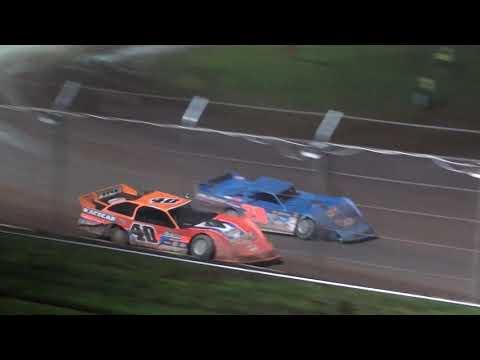 2021 USA Nationals 100 Main Event - Cedar Lake Speedway 08/07/2021 - dirt track racing video image