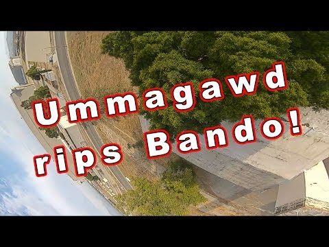 Ummagawd Bando Ripping with the iFlight DC3 🔥 - UCnJyFn_66GMfAbz1AW9MqbQ