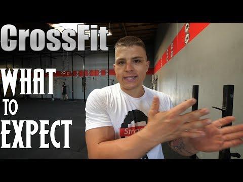 Inside A FULL CrossFit Class (CrossFit 101)