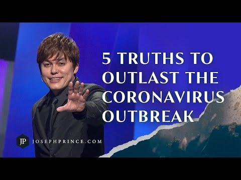 5 Truths To Outlast The Coronavirus Outbreak  Joseph Prince
