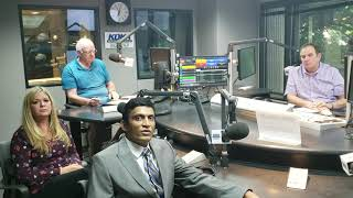 LUNG HEALTH TONIGHT ON THE ALLEGHENY HEALTH NETWORK MEDICAL FRONTIERS KDKA RADIO
