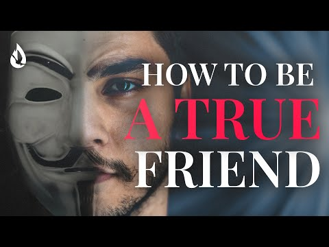 HOW to Identify and Become a True Friend: 5 Keys