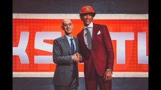 Jaxson Hayes Drafted by the Atlanta Hawks [June 21, 2019]