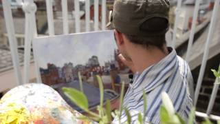 Clark Art Artist Profile: Stephen Campbell