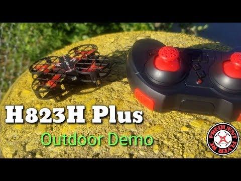 Snaptain H823H Plus Outdoor Demo - UCNUx9bQyEI0k6CQpo4TaNAw