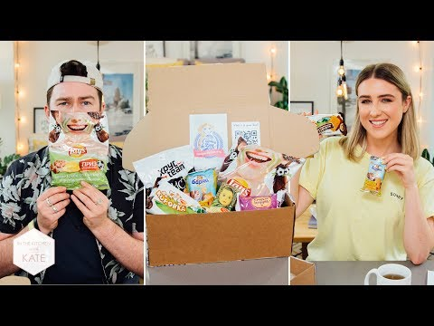British People Trying Russian Candy | World Cup Edition - In The Kitchen With Kate - UC_b26zavaEoT1ZPkdeuHEQg