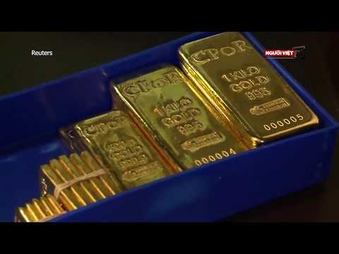 Nhu cầu vàng trên thế giới trong năm 2018 tăng 4%