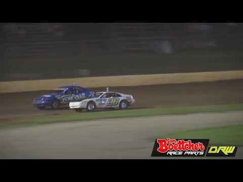 This is the A-Main of the Ian Boettcher Race Parts Modified Sedan Golden Helmet Series held at Lucas Oil Kingaroy Speedway on the 18.03.2017  EMAIL: AshMediaAustralia@gmail.com FACEBOOK: http://www.facebook.com/AshMediaSpeedwayFootage TWITTER: https://twitter.com/AshMediaAus INSTA: https://www.instagram.com/ashmediaspeedwayfootage/ - dirt track racing video image