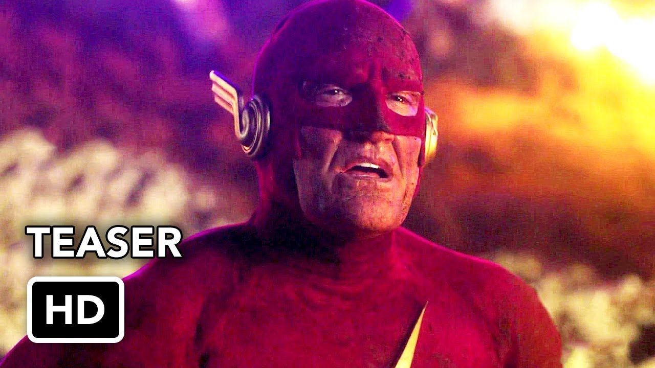 DCTV Elseworlds Crossover Teaser – The Flash & The Monitor on Earth-90 (HD) Thumbnail