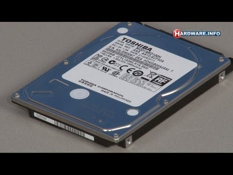 SSHD's van Seagate en Toshiba review - Hardware.Info TV (Dutch) - UCqsNfEAZ2UiubN60BSO3uIg