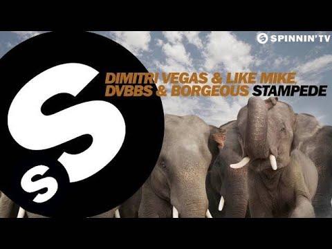 Dimitri Vegas & Like Mike vs DVBBS & Borgeous - Stampede (OUT NOW) - spinninrec
