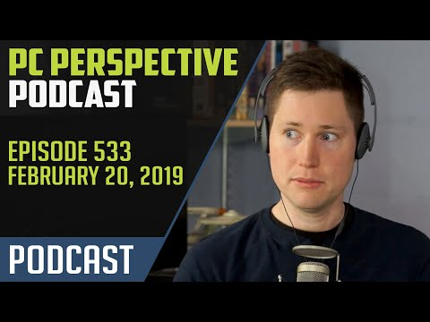 PC Perspective Podcast #533 - Synology DS1019, Logitech