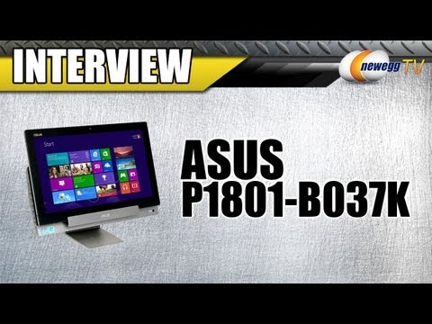 Newegg TV: ASUS Transformer All-In-One PC Interview & Demo - UCJ1rSlahM7TYWGxEscL0g7Q
