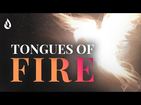 Glorious FIRE of the Holy Spirit Falling on People  David Diga Hernandez
