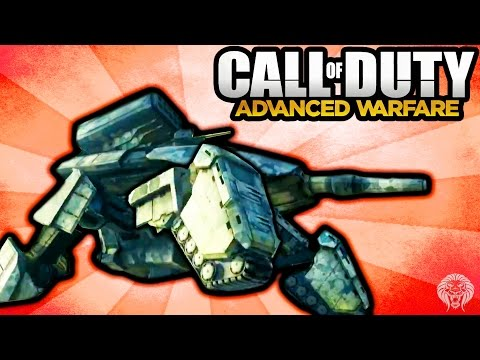 COD Advanced Warfare: WALKER TANKS KILLSTREAK! Comeback Map Tank Scorestreak (Call of Duty AW) - unknownplayer03