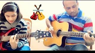 Itna Na Mujhse Tu Pyar Badha - Guitar Instrumental - mnm8 , Pop