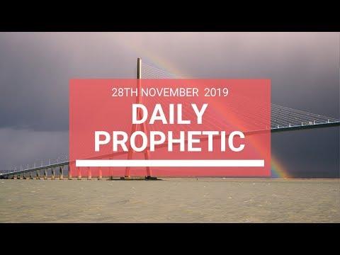Daily Prophetic 28 November Word 7