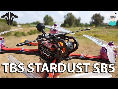 TBS Stardust SB5 Pro Molded Carbon Frame - Review, Build & Flight - UCOs-AacDIQvk6oxTfv2LtGA
