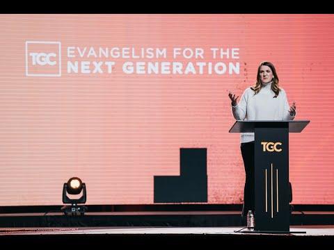 Jen Wilkin  Train a Child in the Way He Should Speak: Forming Future Evangelists