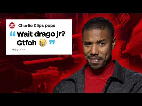 Michael B. Jordan Responds to IGN Comments - UCKy1dAqELo0zrOtPkf0eTMw