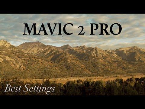 DJI Mavic 2 Pro BEST Settings for Cinematic Footage - UC1TBChlYspwhHjS9W-hXd3A