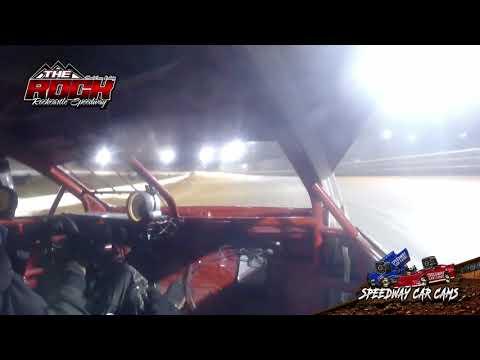 Winner #21 Dustin Dubcan - Hornets - Rockcastle Speedway - InCar Camera - dirt track racing video image