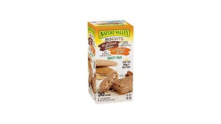 Everyday Product Review!!! Nature Valley Breakfast Biscuits, Breakfast Sandwich, Almond Butter Fi..