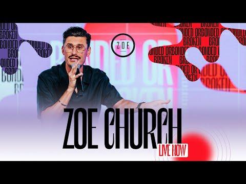 LIVE SERVICE  CHAD VEACH  ZOE CHURCH