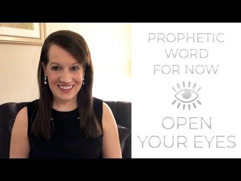 Prophetic Word: Hagar Open Your Eyes