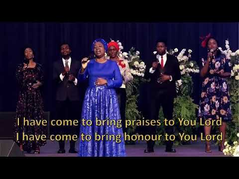 WORSHIP WITH DR BECKY DAY 19