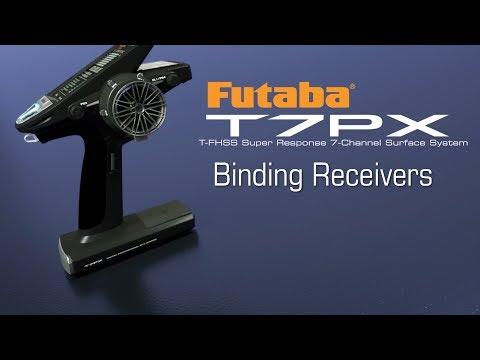 Futaba 7PX Binding Receivers : Tips & How-To's - UCa9C6n0jPnndOL9IXJya_oQ