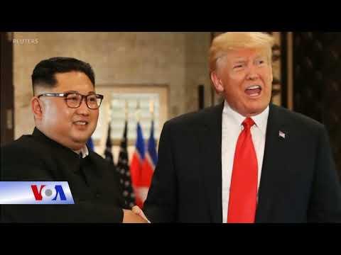 Quan chức Triều Tiên lên đường sang Mỹ (VOA)