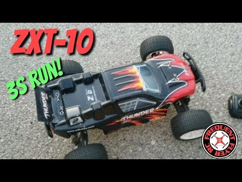 ZD Racing ZTX-10 MODs And 3S Run - UCNUx9bQyEI0k6CQpo4TaNAw