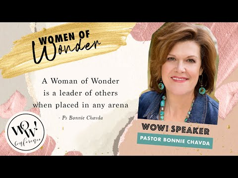 11 September 2020  WOW Conference  Ps. Bonnie Chavda  Cornerstone Community Church  CSCC Online