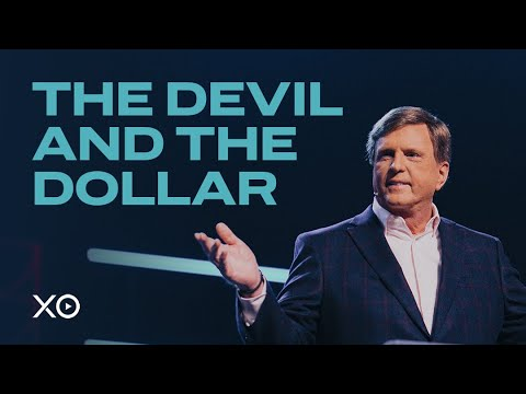 The Devil and the Dollar  Jimmy Evans