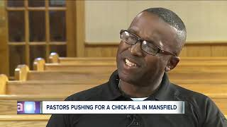 More than 100 pastors pushing for Chick-fil-A in Richland County