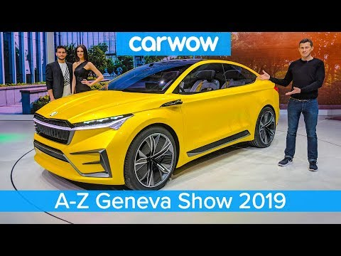 Best new cars coming 2020-2021: my A-Z guide of the Geneva Motor Show | carwow - UCUhFaUpnq31m6TNX2VKVSVA