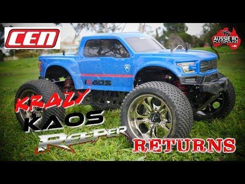 CEN Krazy Kaos Reeper returns - UCOfR0NE5V7IHhMABstt11kA