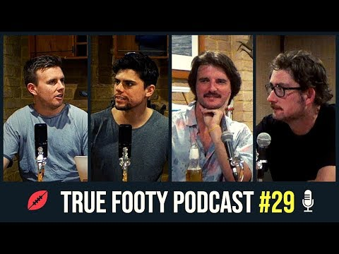 20 TO WATCH IN AFL 2019 | True Footy Podcast #29