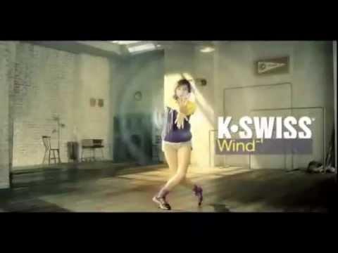 K-SWISS - Wind Fighter Ad
