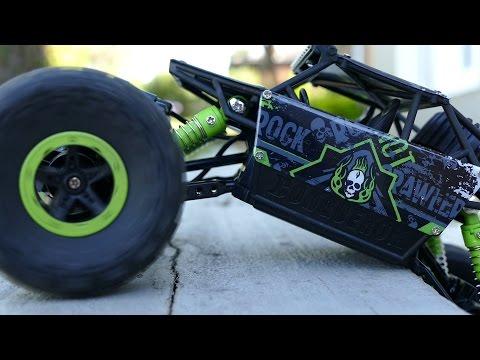 HB 1/18 RC Rock Crawler - Full Review *Fun 4 Kids* - UC1JRbSw-V1TgKF6JPovFfpA
