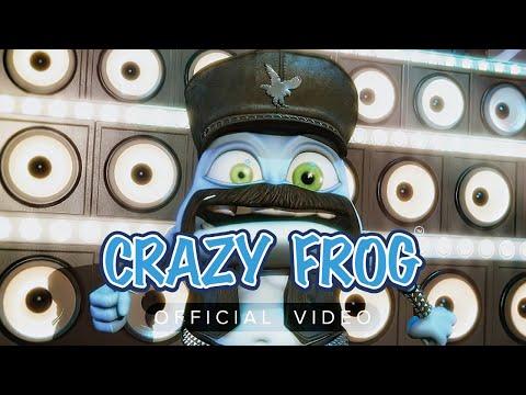 Crazy Frog - Safety Dance - crazyfrogvevo